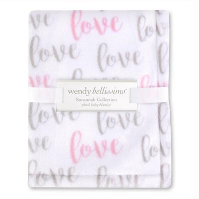 Wendy Bellissimo Love Blanket