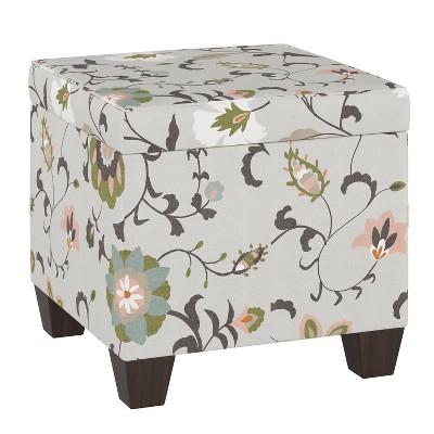 Fairland Storage Ottoman Jacobean Gray - Threshold™