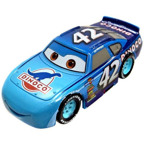 Disney / Pixar Cars Cars 3 Cal Weathers PVC Car Figure [Loose] - image 1 of 1