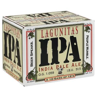 Lagunitas® IPA - 12pk / 12oz Bottles