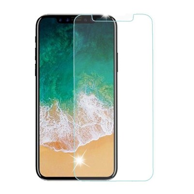 ASMYNA Clear Tempered Glass LCD Screen Protector Film Cover For Apple iPhone X/XS