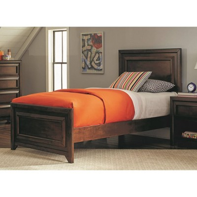 Classic Bed Maple Oak - Private Reserve