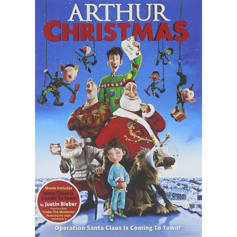 about this item - Arthur Christmas Dvd