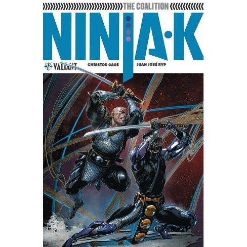 Ninja-K Volume 2: The Coalition - by  Christos Gage (Paperback) - image 1 of 1