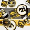 20ct University Of Iowa Hawkeyes Napkins - NCAA - image 2 of 2
