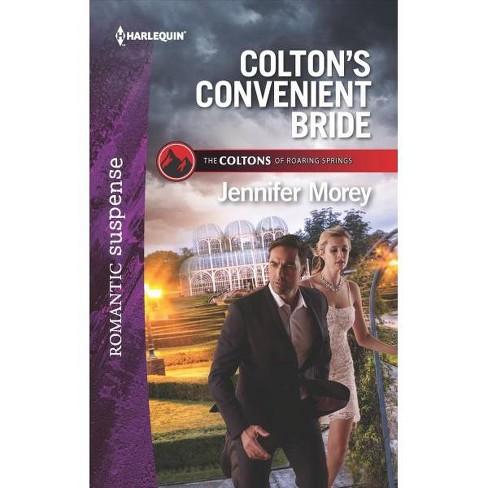 Coltons Convenient Bride Original Harlequin Romantic Suspense
