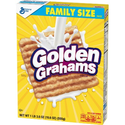Breakfast Cereal: Golden Grahams