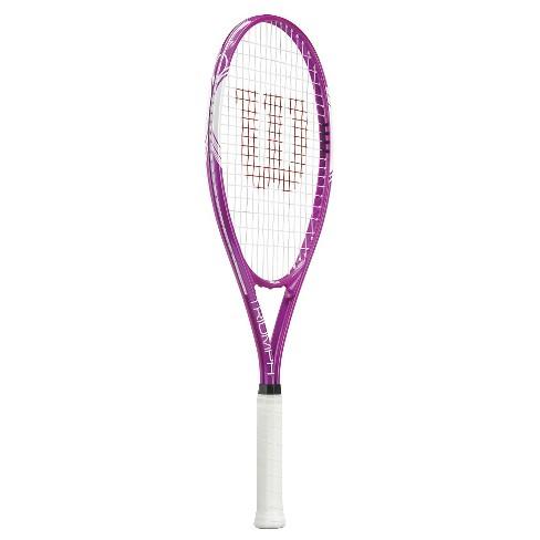 Wilson Triumph Tennis Racket Size 2 Target