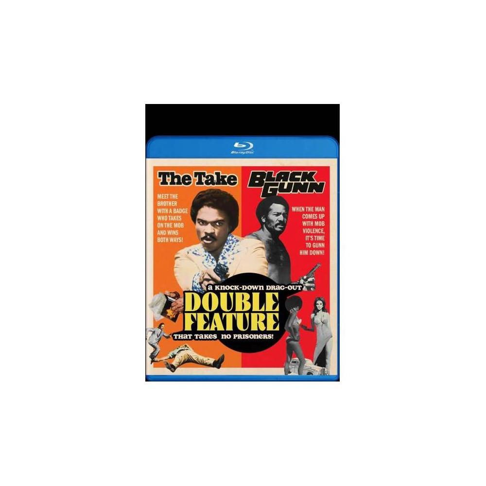 Black Gunn & The Take:Double Feature (Blu-ray)