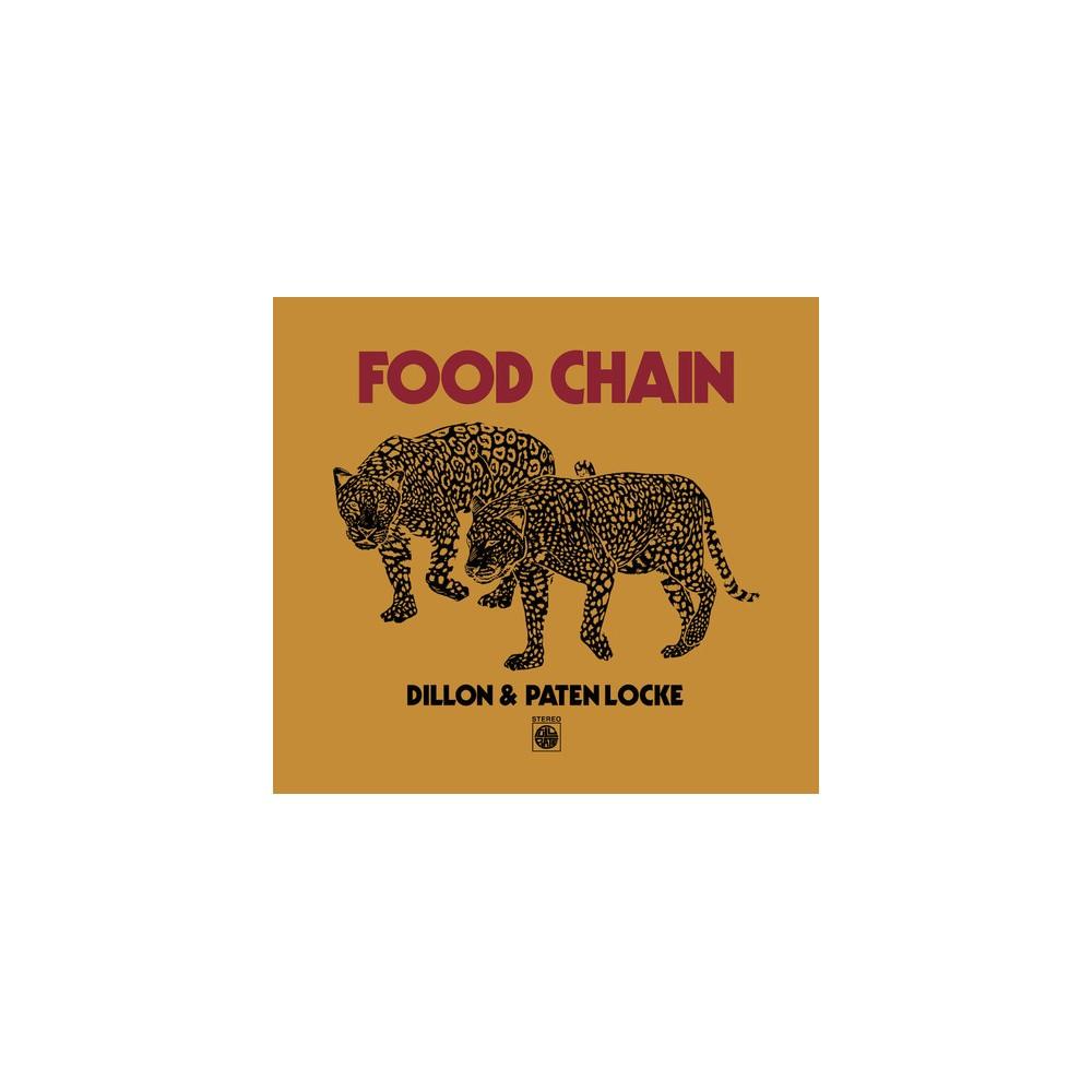 Dillon - Food Chain (CD), Pop Music