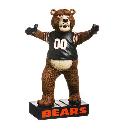 Evergreen Chicago Bears, Mascot Statue