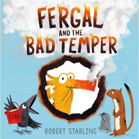 Fergal and the Bad Temper - by  Robert Starling (Hardcover) - image 1 of 1