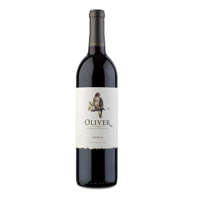 Oliver Shiraz Red Wine - 750ml Bottle