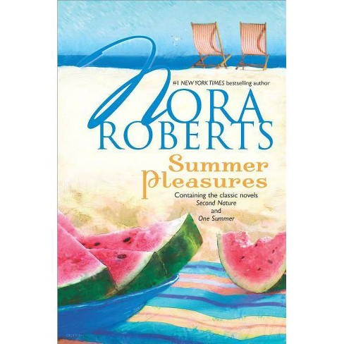 Summer Pleasures (Paperback) by Nora Roberts - image 1 of 1