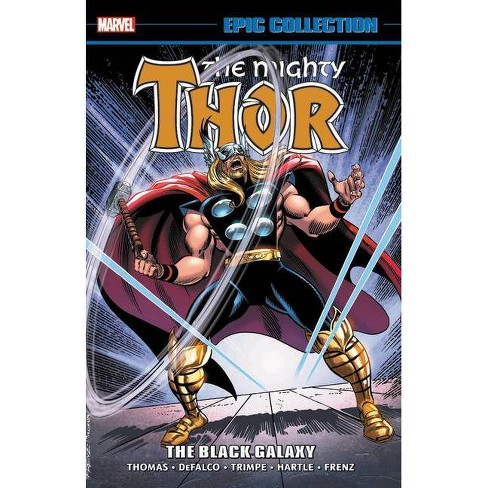 Thor Epic Collection: The Black Galaxy - (Paperback) - image 1 of 1