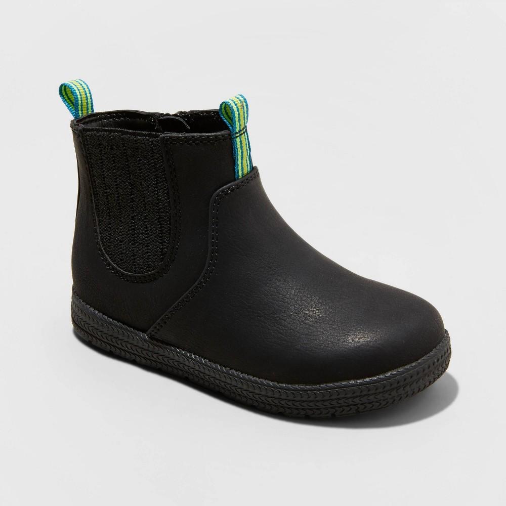 Toddler Boys 39 Esteban Chukka Boots Cat 38 Jack 8482 Black 6
