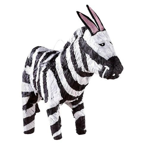 Zebra Pinata - image 1 of 1