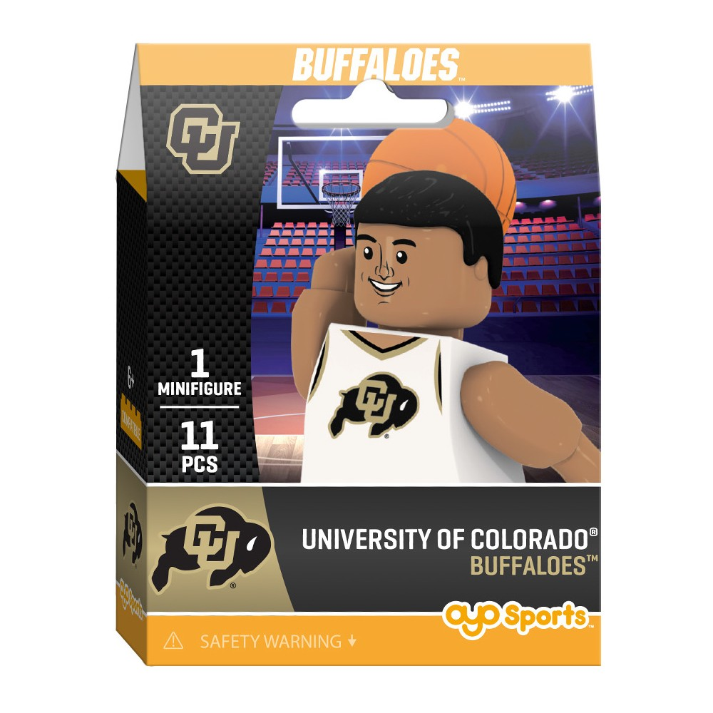 Colorado Buffaloes Oyo Minifigure Player Pack