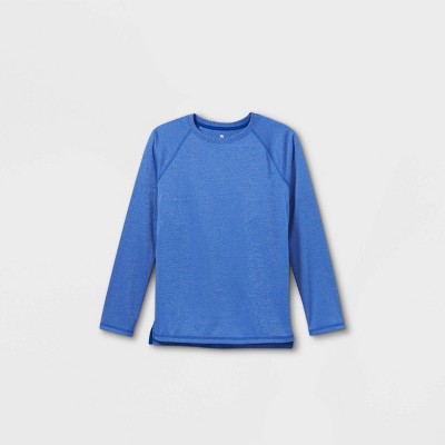 Boys' Long Sleeve Tech T-Shirt - All in Motion™