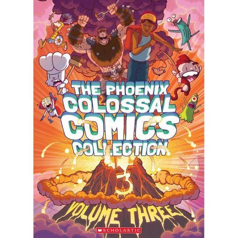 The Phoenix Colossal Comics Collection, Volume Three - by  Various (Paperback) - image 1 of 1