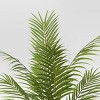 """28"""" x 24"""" Artificial Palm Plant Arrangement in Pot - Threshold™ - image 3 of 4"""