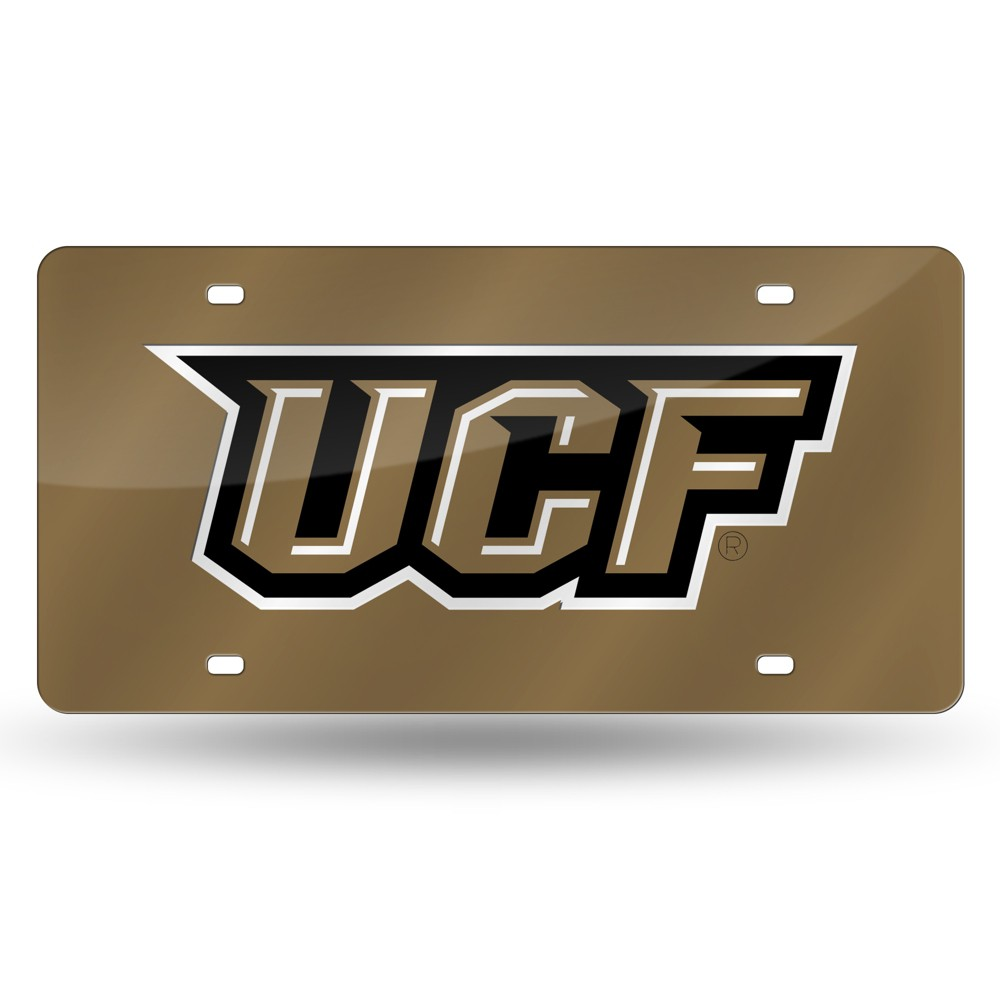 Ucf Knights Rico Industries Laser Cut Auto Tag