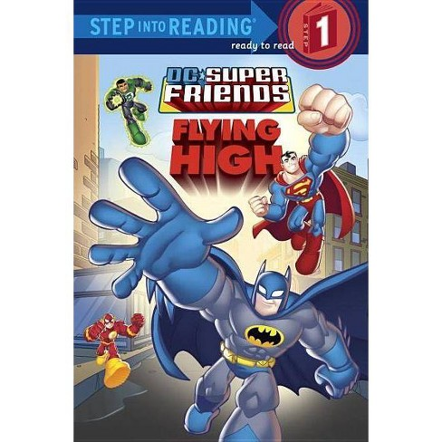 Flying High ( Step into Reading, Step 1) (Paperback) by Nick Eliopulos - image 1 of 1