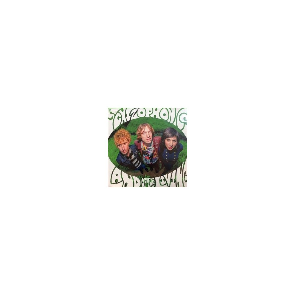 Schizophonics - Land Of The Living (Vinyl)
