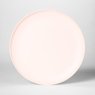 10.5  Plastic Dinner Plate Pink - Room Essentials™