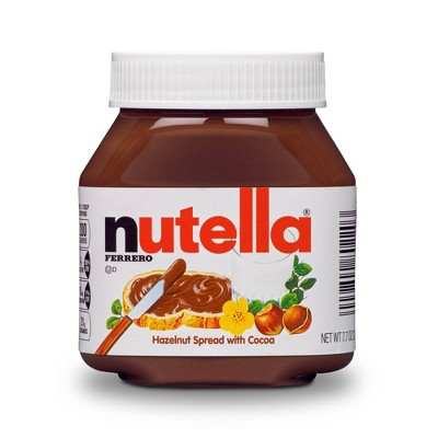 Nutella Hazelnut Spread w/ Cocoa - 7.7oz