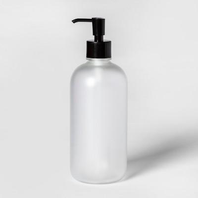 Oversized Plastic Soap/lotion Dispenser Clear - Room Essentials™