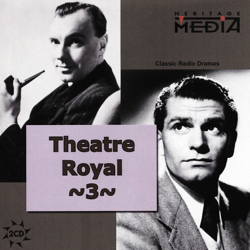 Laurence olivier - Theater royal:Vol 3 classic charles d (CD) - image 1 of 1