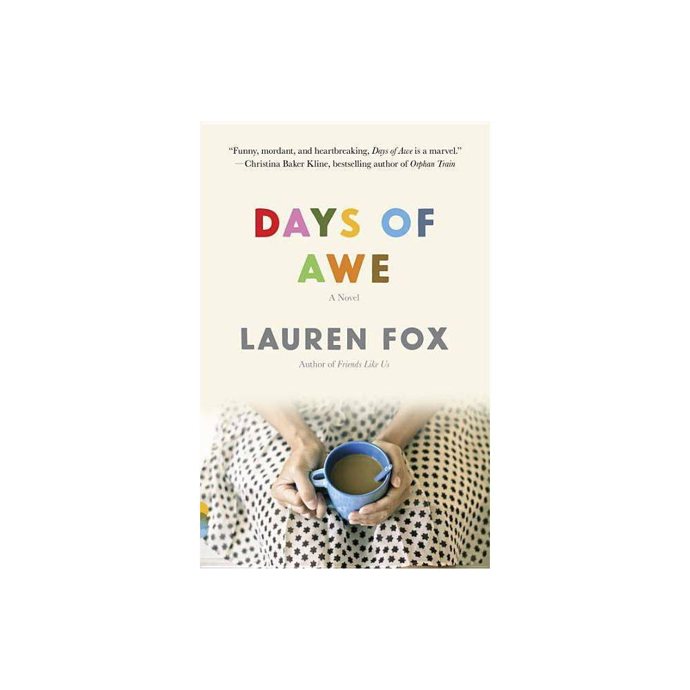 Days Of Awe Vintage Contemporaries By Lauren Fox Paperback