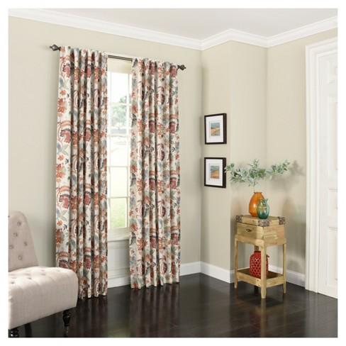 Nina Blackout Curtain - Eclipse™ - image 1 of 1