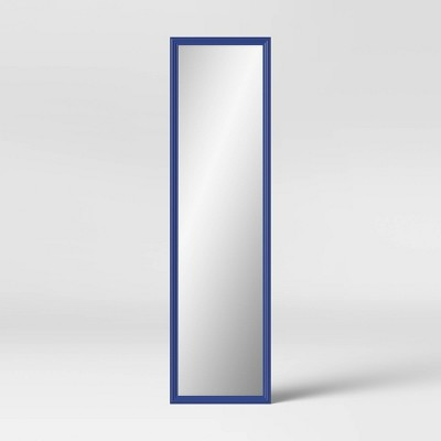 Decorative Wall Mirror Blue - Room Essentials™