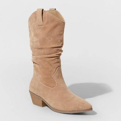 Women's Adaline Western Boots - Universal Thread™
