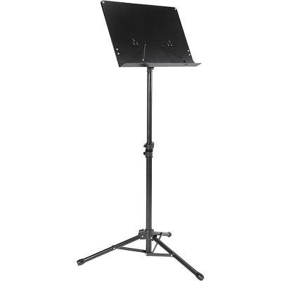 Musician's Gear Tripod Orchestral Music Stand Black