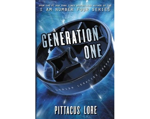 Generation One -  Reprint (Lorien Legacies Reborn) by Pittacus Lore (Paperback) - image 1 of 1