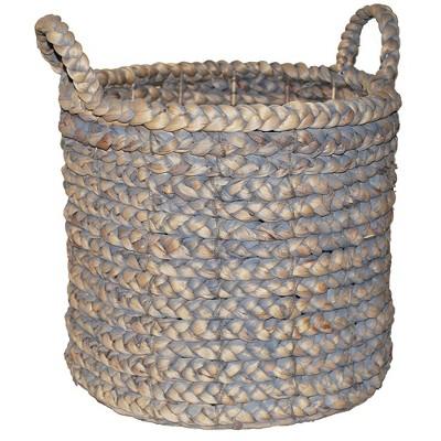 16 x14.5  Decorative Basket Gray - Threshold™