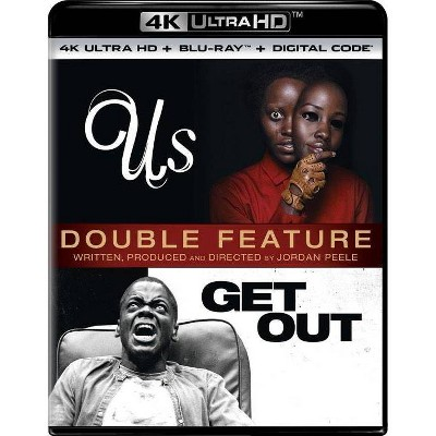 Us / Get Out (4K/UHD)