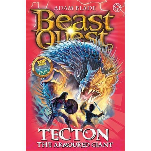 Beast Quest: 59: Tecton the Armoured Giant - by  Adam Blade (Paperback) - image 1 of 1
