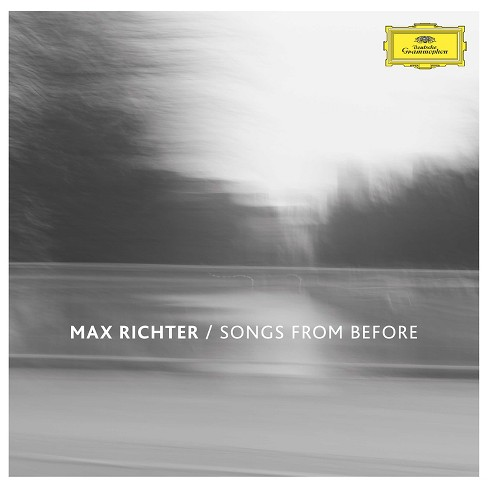 Max richter - Songs from before (CD) - image 1 of 1