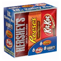 Deals on HERSHEY'S Candy Bars 18ct Variety Pack