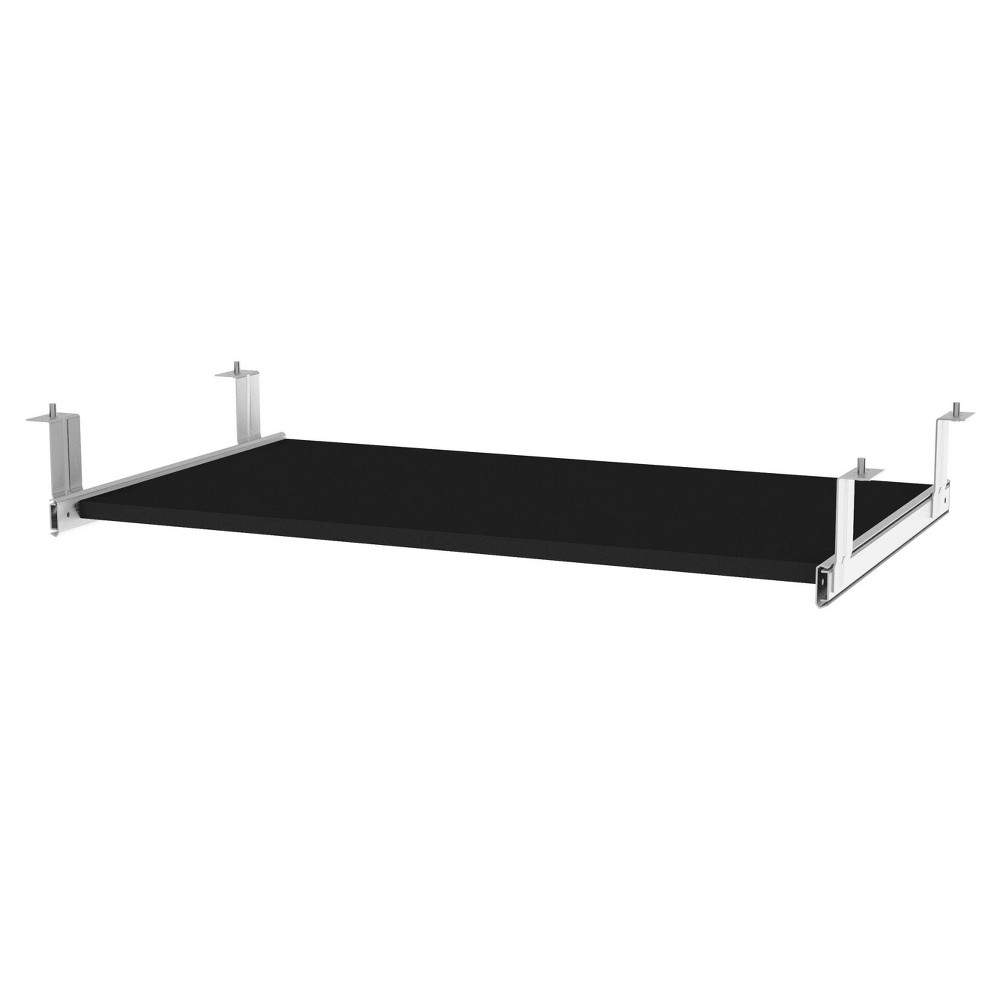 Image of Pro Concept Plus Keyboard Shelf Black - Bestar
