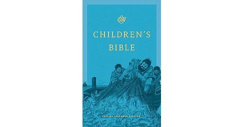 ESV Children's Bible : Blue (Reprint) (Hardcover) - image 1 of 1