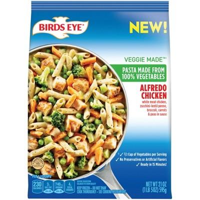 Birds Eye Veggie Frozen Alfredo Chicken - 21oz