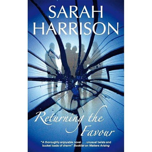 Returning the Favour - by  Sarah Harrison (Hardcover) - image 1 of 1