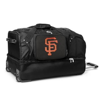 "MLB Mojo 27"" Rolling Drop Bottom Duffel Bag"