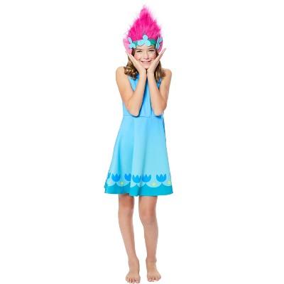BuySeasons Trolls Poppy Girls Child Costume
