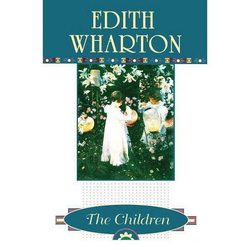 The Children - by  Edith Wharton (Paperback) - image 1 of 1